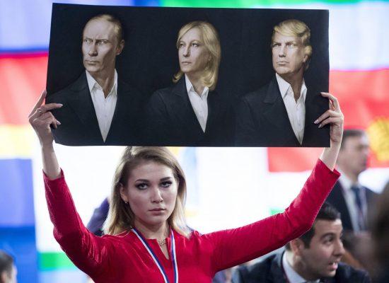 Russlands staatliche Auslandmedien – Die halbscharfe Propagandawaffe des Kremls