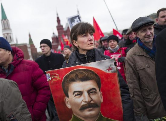 Stalin Named World's 'Most Remarkable' Public Figure — Poll