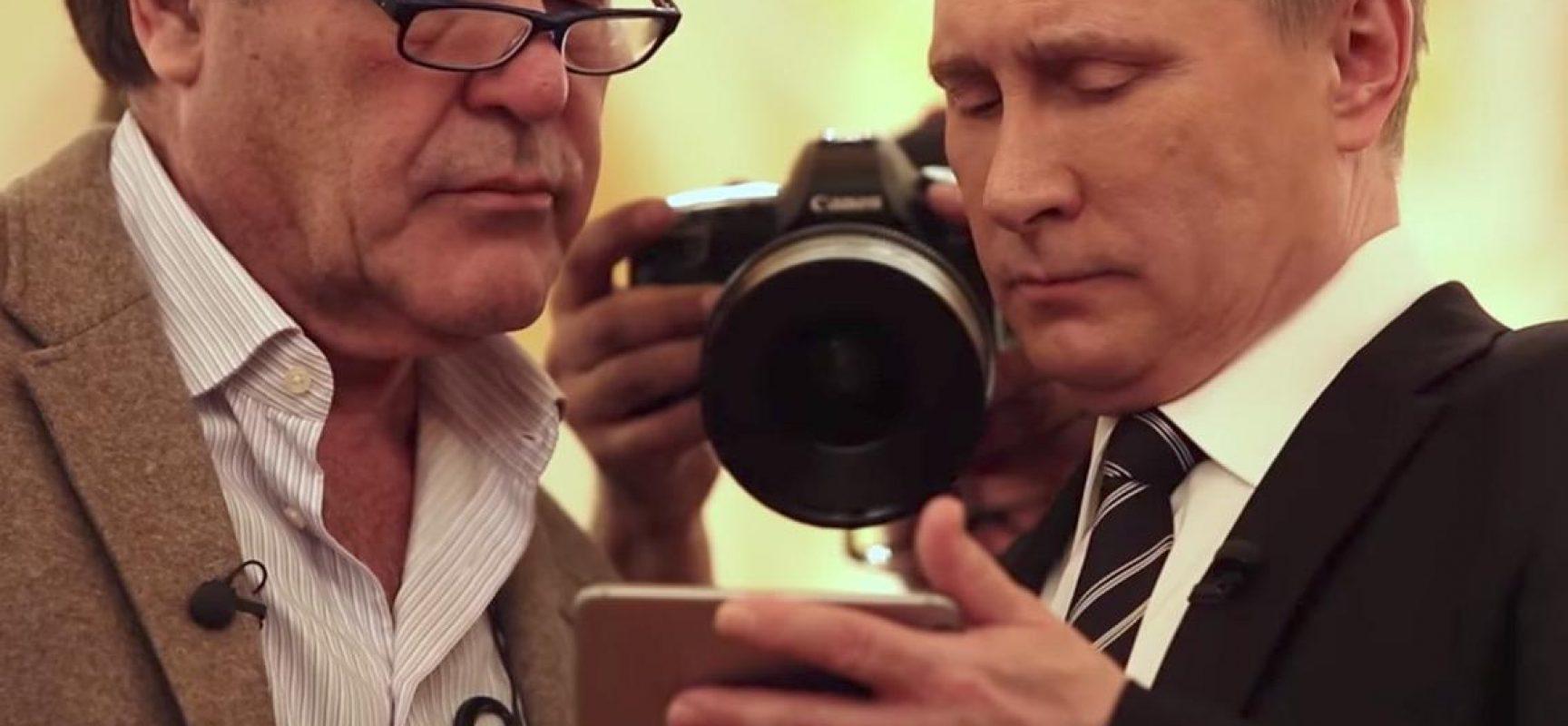 Oliver Stone si presta alle FakeNews di Putin