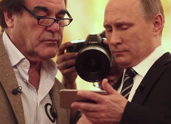 Putin, Depersonalized: What Does Oliver Stone's Film Reveal About Russia's Leader?