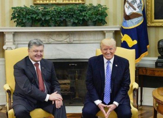 Игорь Яковенко: Трамп оказался желто-голубого цвета