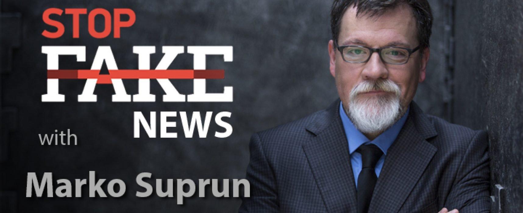 StopFakeNews #134 with Marko Suprun