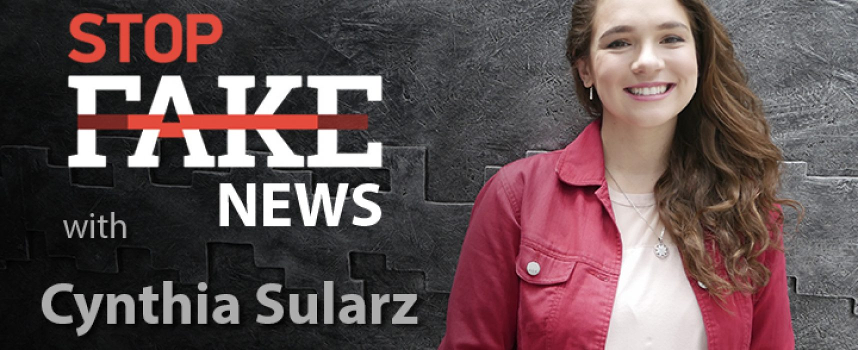 StopFakeNews #135 [ENG] con Cynthia Sularz