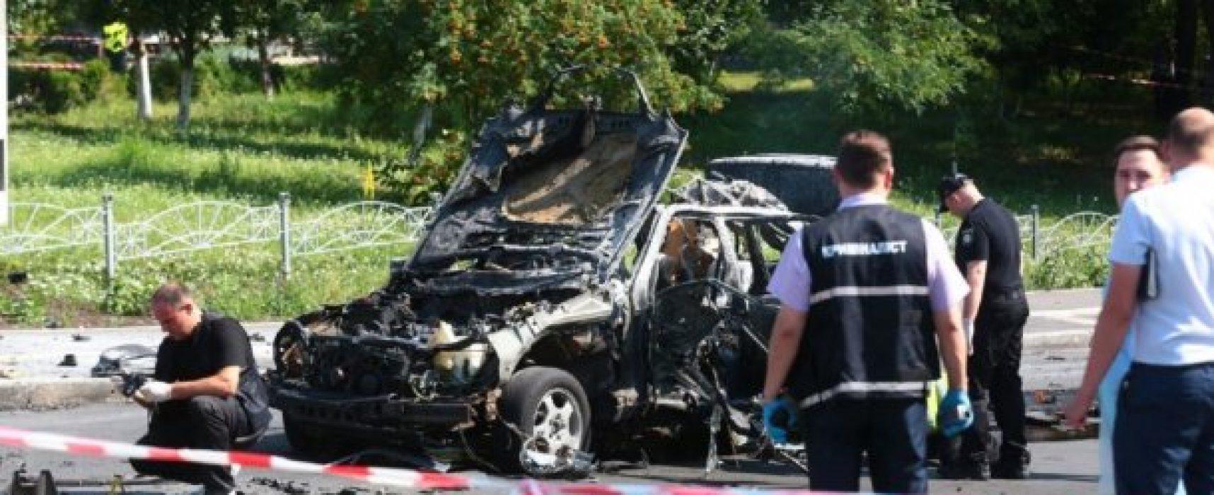 Le meurtre d'un colonel du Service de Renseignement à Kyiv: ce que l'on sait