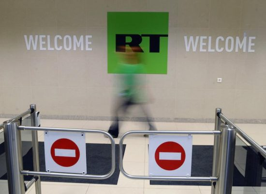 Welcome to The Machine: Inside the Secretive World of RT