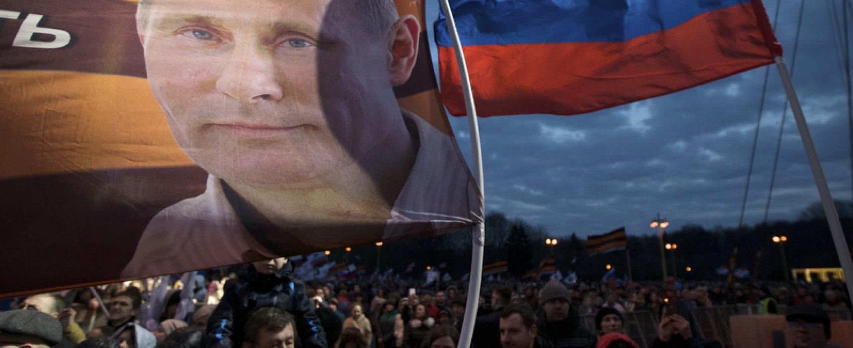Ксения Кириллова: Российская угроза