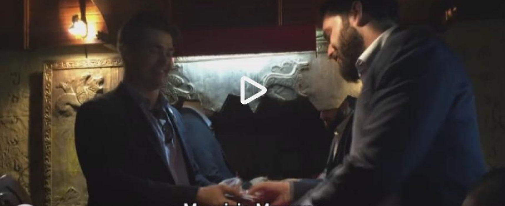 Maurizio Marrone di Fratelli d'Italia a cena con un famoso latitante italiano
