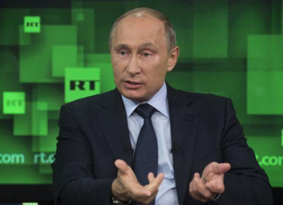 RT: propaganda rusa