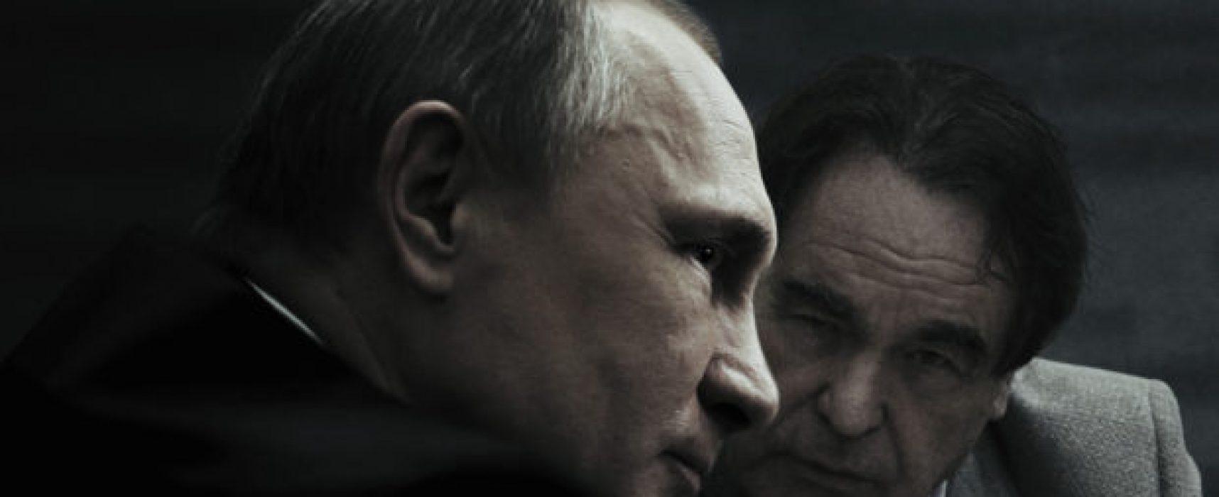 Lie to me. 20 примеров того, как Путин обманул Оливера Стоуна