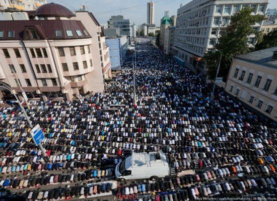 Fake : Putin ci salverà dall'islamizzazione
