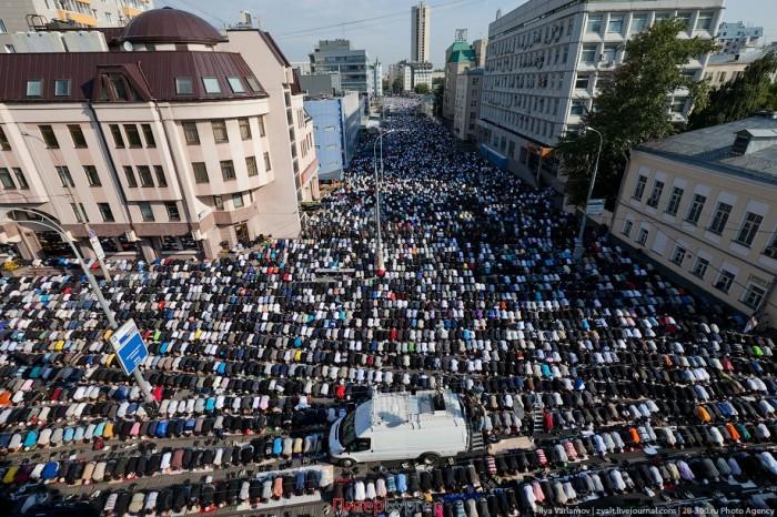 Putin ci salverà dall'islamizzazione