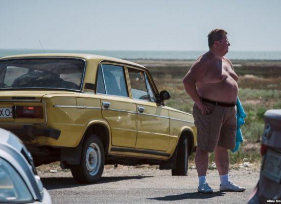 Fake : l'Ucraina ha iniziato un blocco turistico verso la Crimea