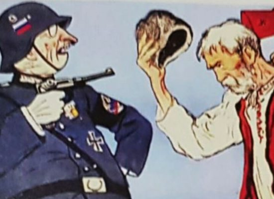 «Москаль» вместо «фашиста»: как в Симферополе искали автора идеологического ляпа