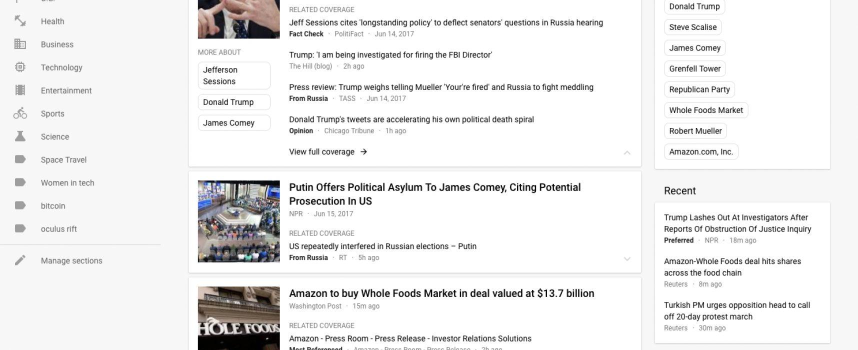 Google Noticias lanza un rediseño que presta más atención a la comprobación de hechos
