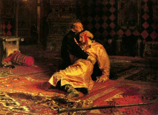 Путин: католики ложно обвинили Ивана Грозного в сыноубийстве. Католики ни при чем