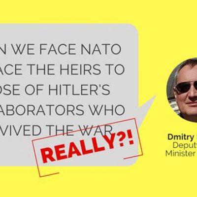 The Nazi-obsession of pro-Kremlin propagandists