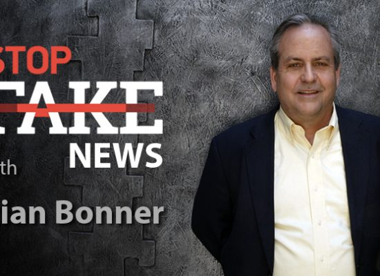 StopFakeNews #138 with Brian Bonner