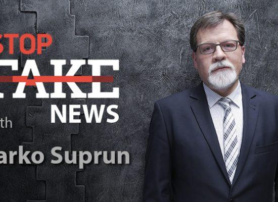 StopFakeNews #140 with Marko Suprun