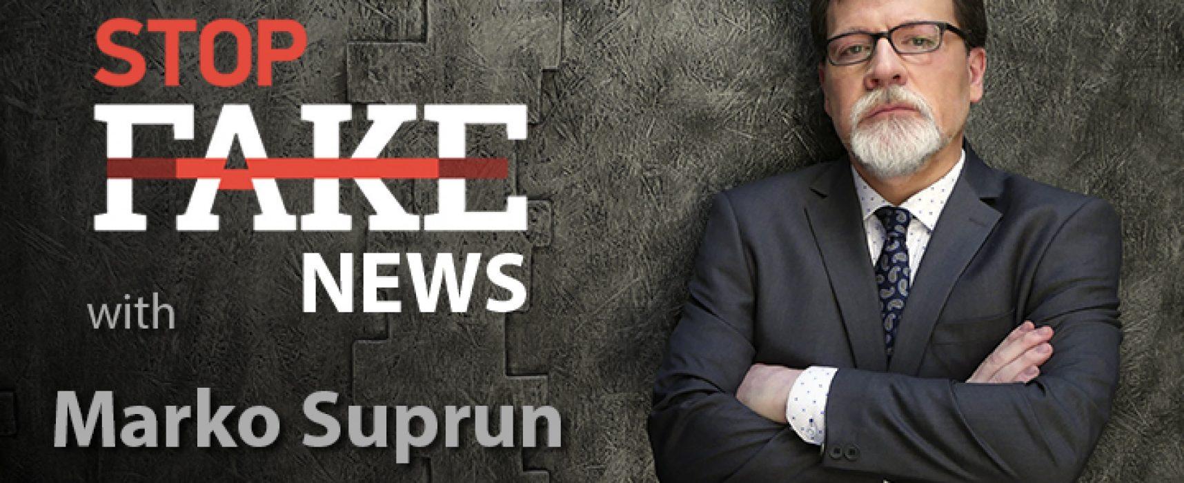 StopFakeNews #142 [ENG] with Marko Suprun