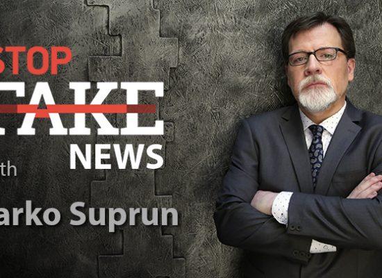 StopFakeNews #142 [ENG] con Marko Suprun