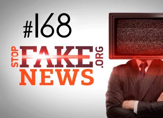 """Ukraina """"wyschnie"""" jeśli odetnie Krymowi wodę? – StopFakeNews #168"""