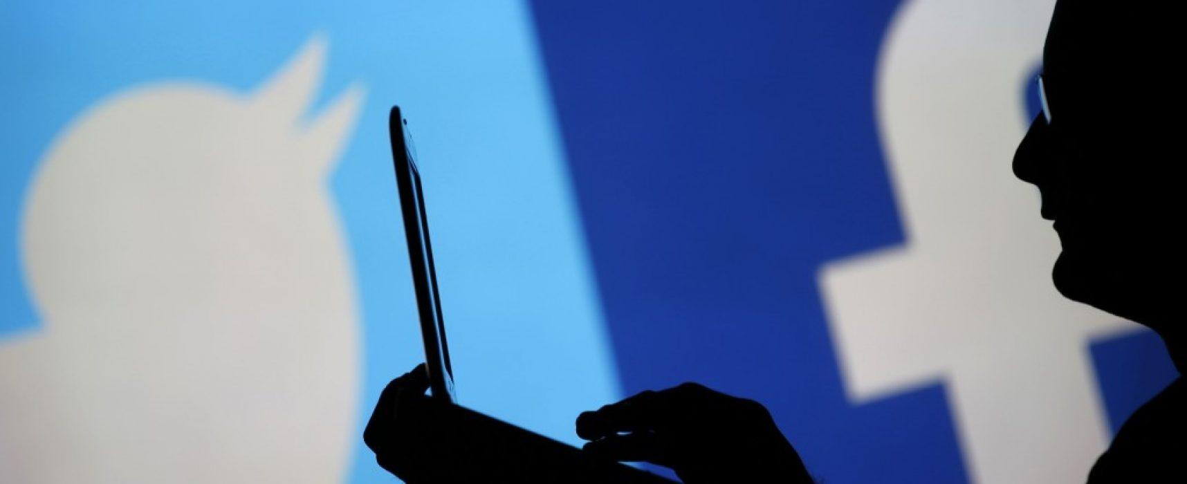 Facebook y Twitter son utilizados para manipular la opinión pública – informe