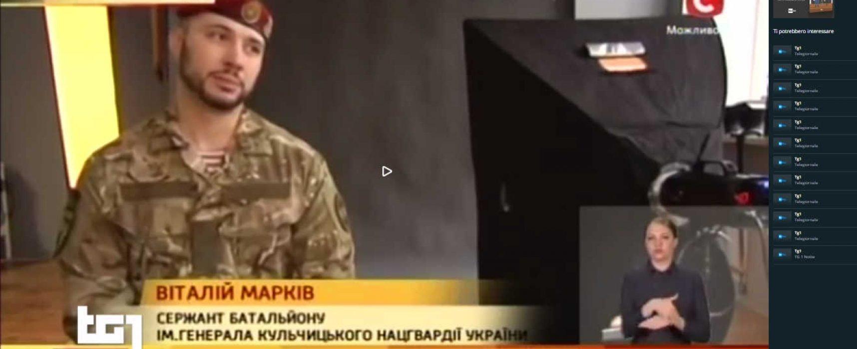 RAI 1 confeziona un Fake sulla morte di Rocchelli in Ucraina