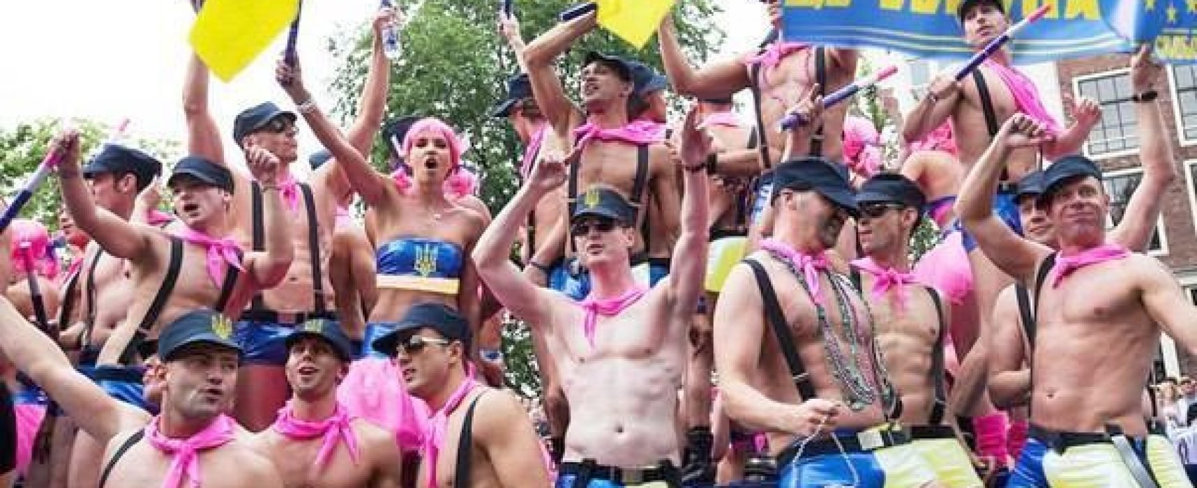 Blondet, un Fake omofobico contro l'Ucraina di cattivissimo gusto
