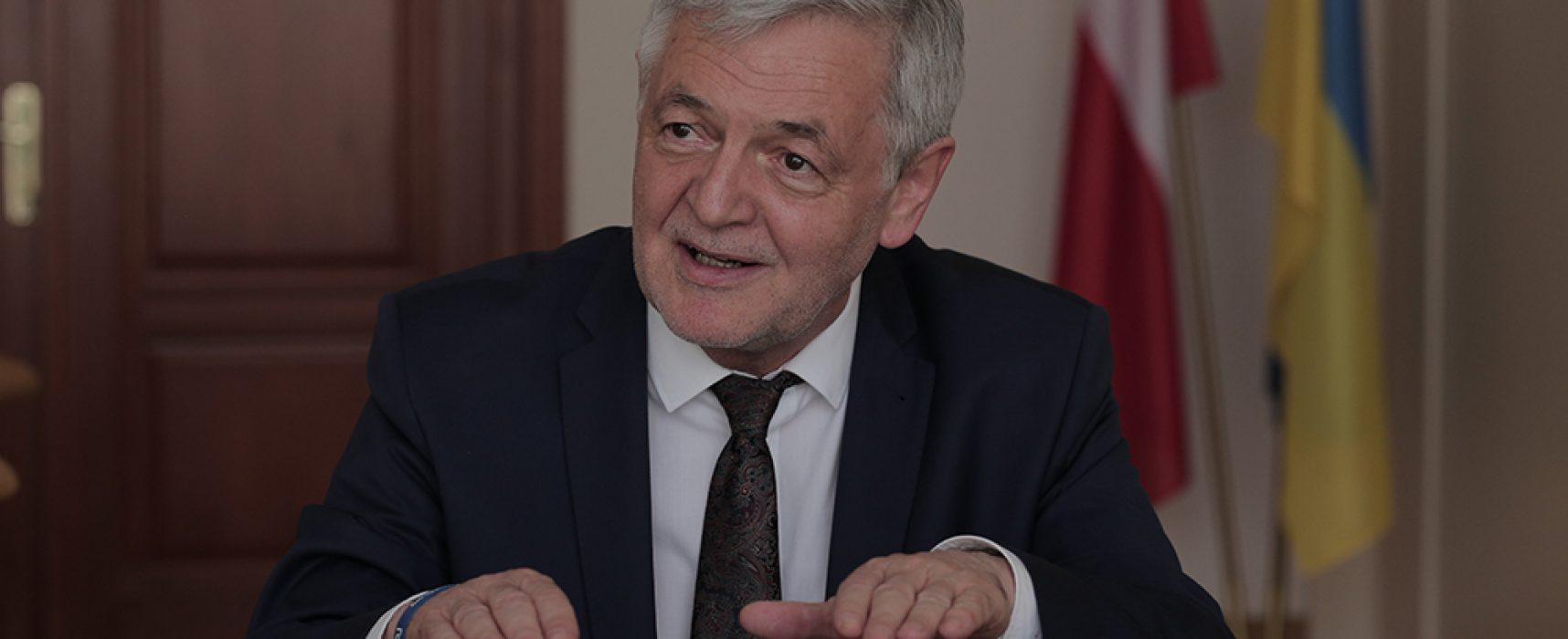 Fake: Polish Ambassador Wants Yugoslav Scenario for Ukraine