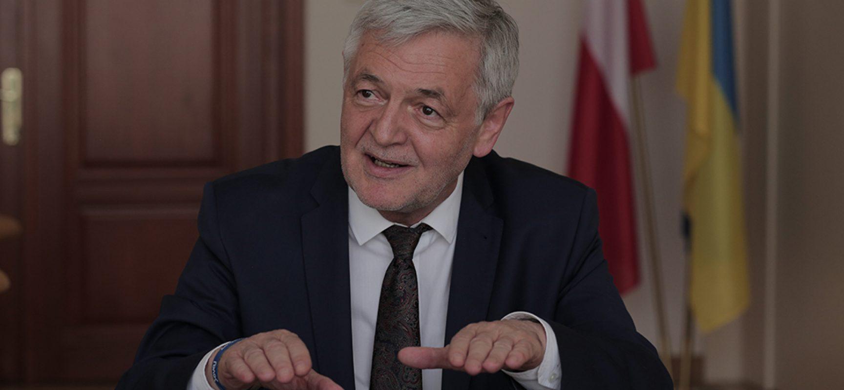 """Fake : L'Ambasciatore polacco vorrebbe uno scenario """"Jugoslavo"""" per l'Ucraina"""