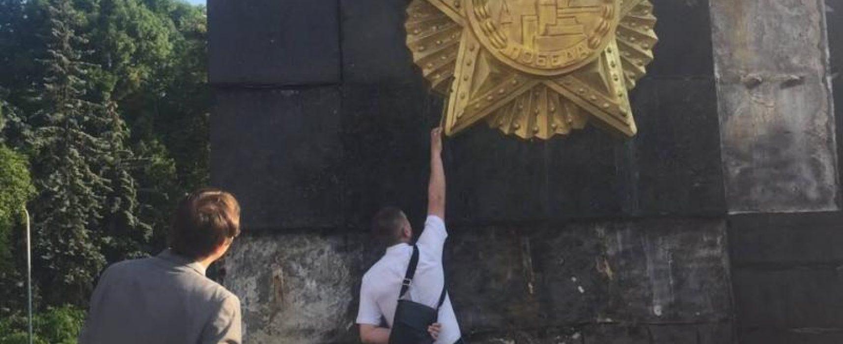 Фейк: во Львове сносят Монумент Славы