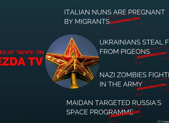 Dependent media – Russia's military TV Zvezda