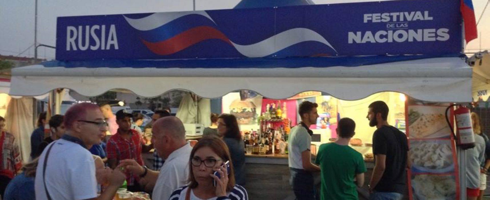 En un festival de Santander la delegación rusa presentó cerveza ucraniana como si fuera un producto ruso