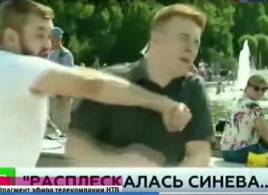 Игорь Яковенко: Расплескавшаяся синева