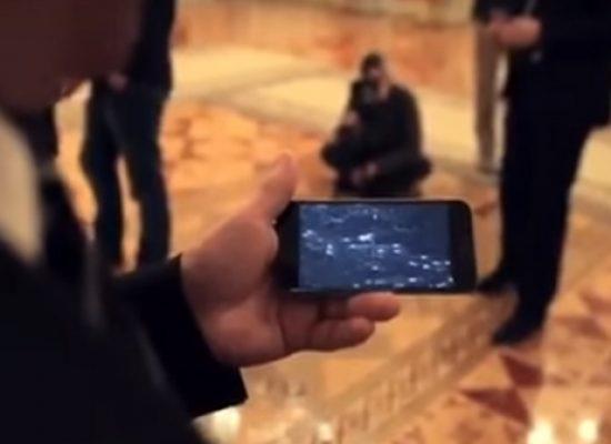 Putin y Oliver Stone: la propaganda falsa en la marcha