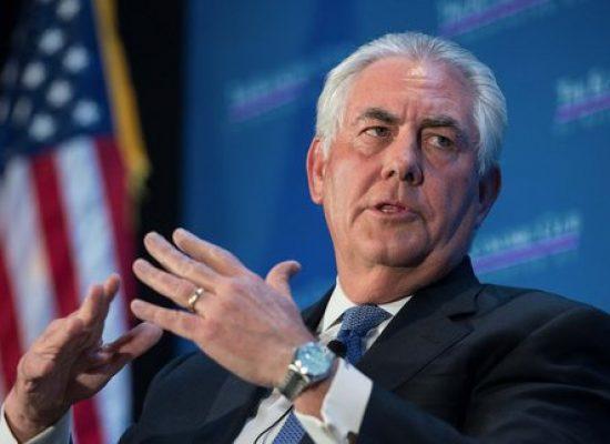 Борьба с пропагандой России и ИГИЛ: Тиллерсон не хочет тратить $80 млн