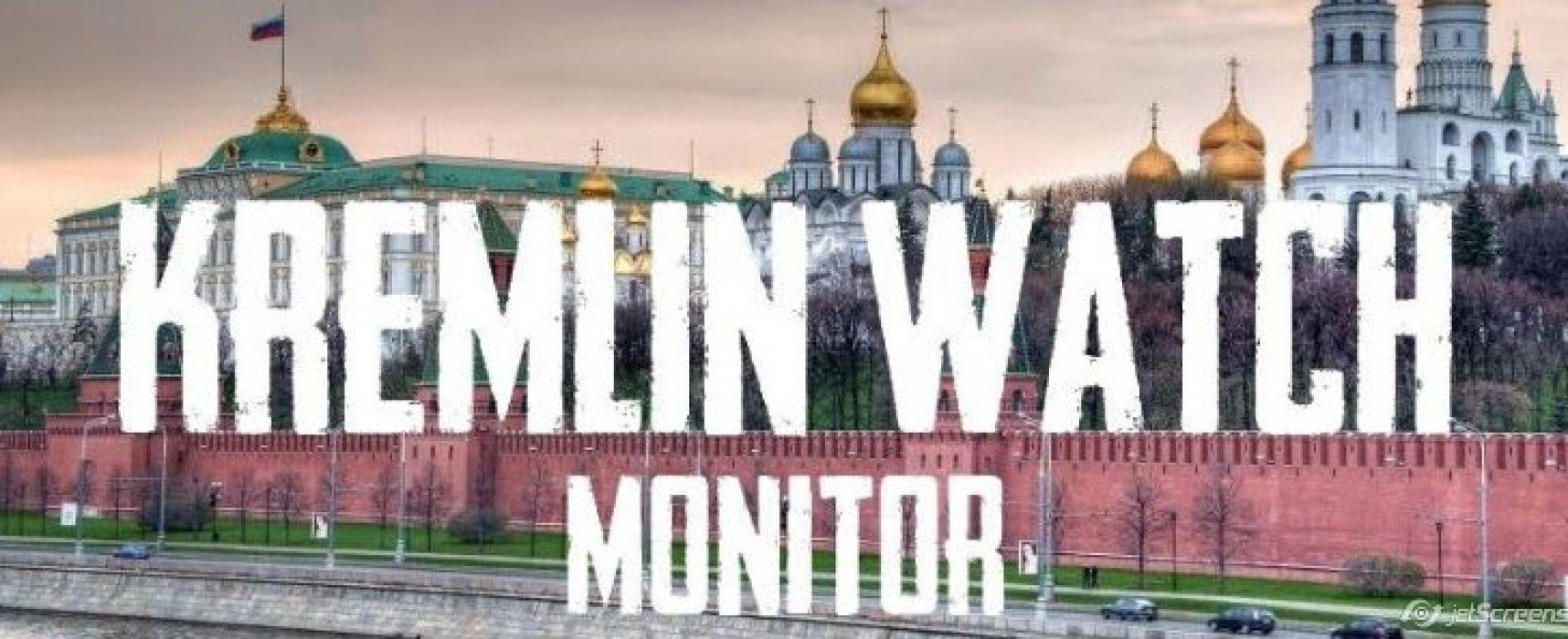 Kremlin Watch Monitor ǀ September 19, 2017