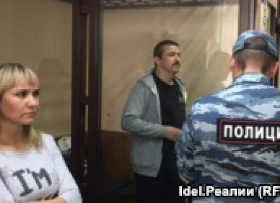 Россия: активиста приговорили к трем годам тюрьмы за посты о Путине и Крыме