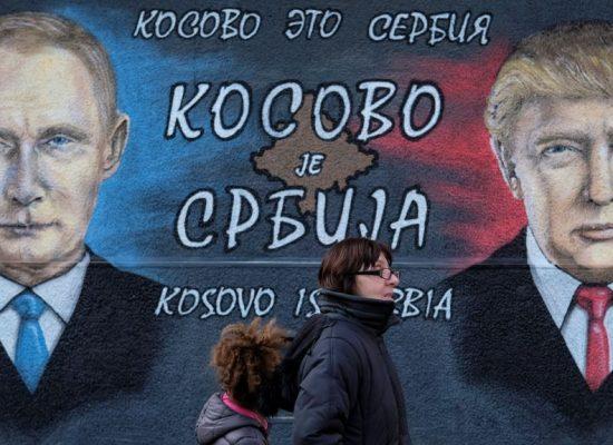 Виталий Портников: Все начинается с Косово