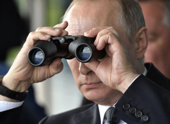 Аркадий Бабченко: «У Путина есть лишь один инструмент – это война»