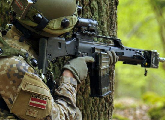 Civil war in Latvia? Not so fast