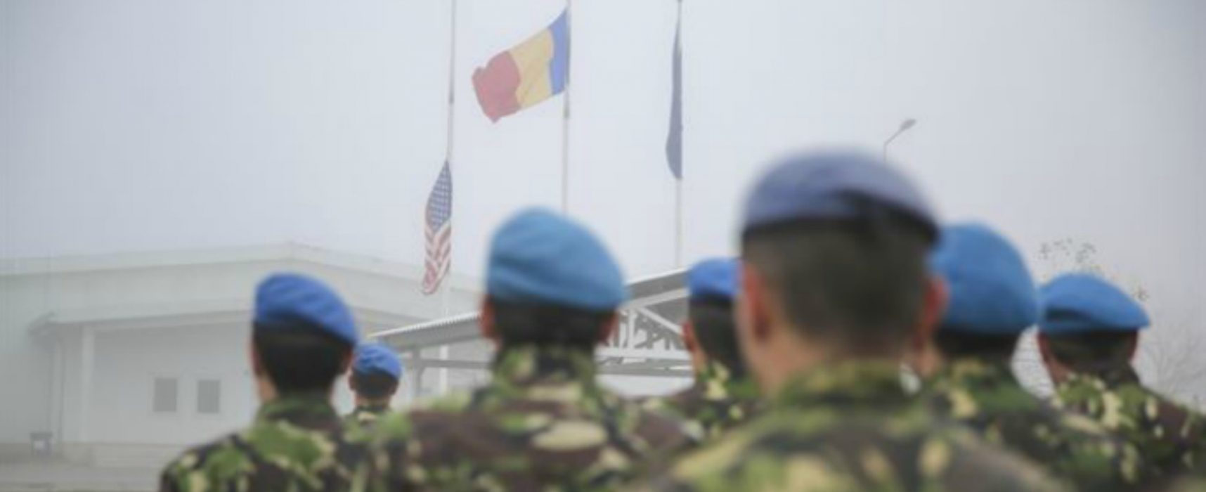 Fighting the American 'occupation' of Romania