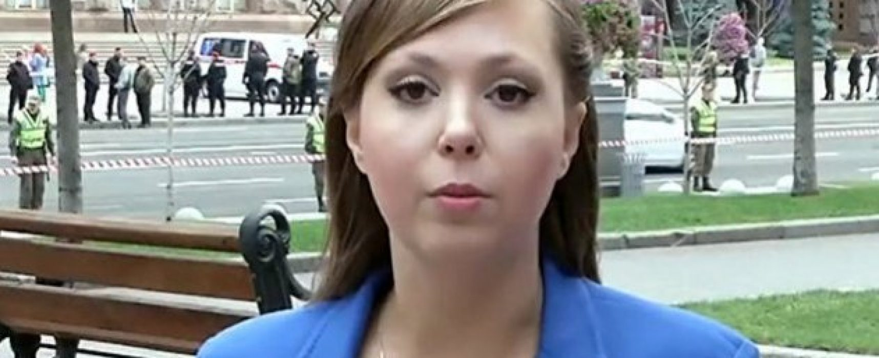 SBU: Periodista rusa Kurbatova será deportada de Ucrania