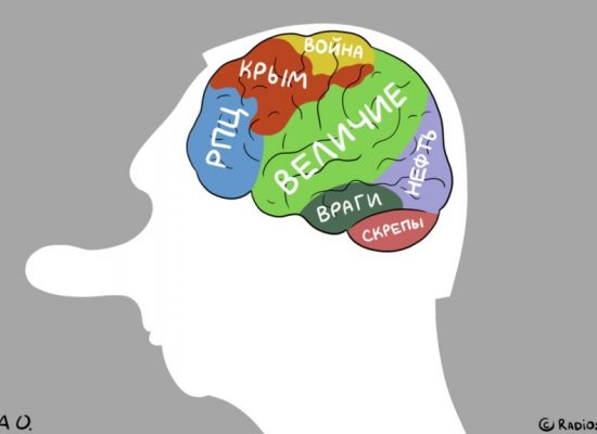 Андрей Пионтковский: Болезнь мозга нации