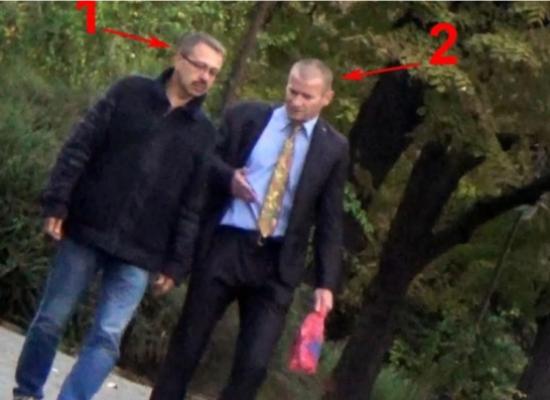 Опубликованы фотографии, доказывающие связь Кремля с попыткой переворота в Черногории