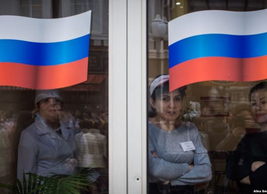 Сергей Стельмах: Российский миф аннексированного Крыма