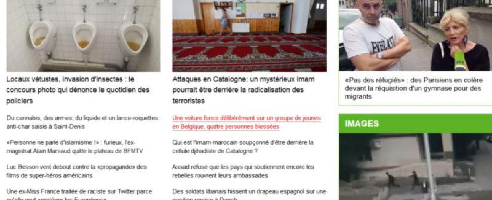 La propagande russe aura sa chaîne en français d'ici 2018