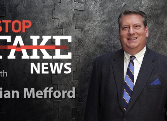 StopFake #144 con Brian Mefford