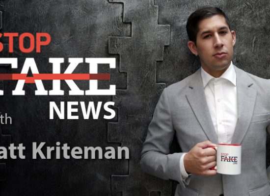 StopFake #146 with Matt Kriteman