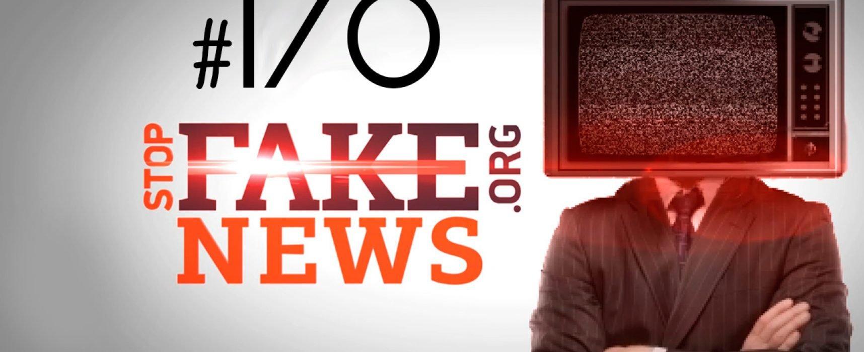 Majdan zorganizowany przez Macrona – StopFakeNews #170